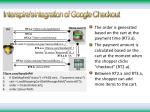 interspire s integration of google checkout