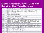 mitchell margaret 1996 gone with the wind new york scribner8
