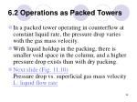 6 2 operations as packed towers