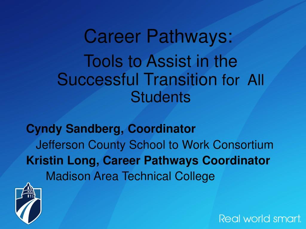 career pathways l.