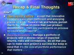 recap final thoughts48