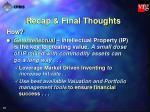 recap final thoughts49