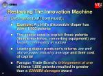 restarting the innovation machine42