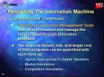 restarting the innovation machine45