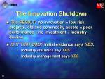 the innovation shutdown15