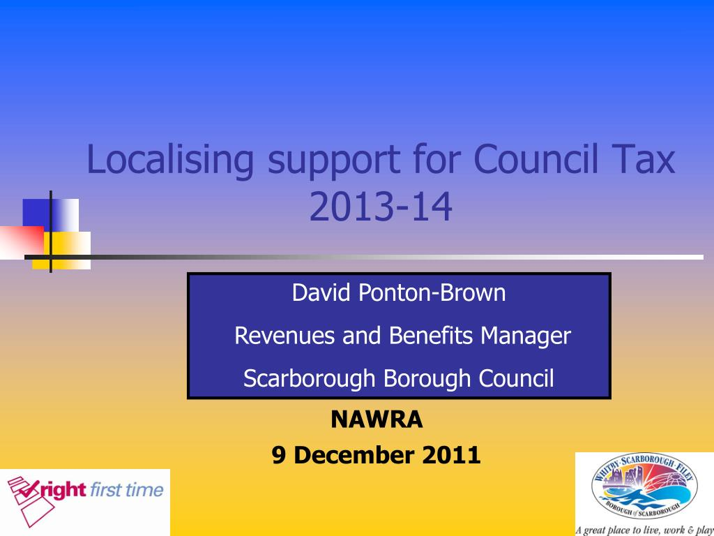 localising support for council tax 2013 14 l.