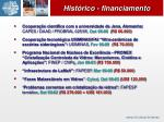 hist rico financiamento12