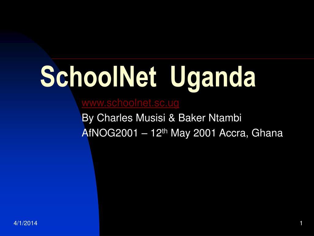 schoolnet uganda l.