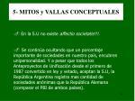 5 mitos y vallas conceptuales33