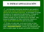 8 infracapitalizaci n43