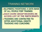 training network