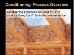 conditioning process overview39