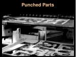 punched parts