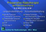 pr operative radiotherapie des rektumkarzinoms18