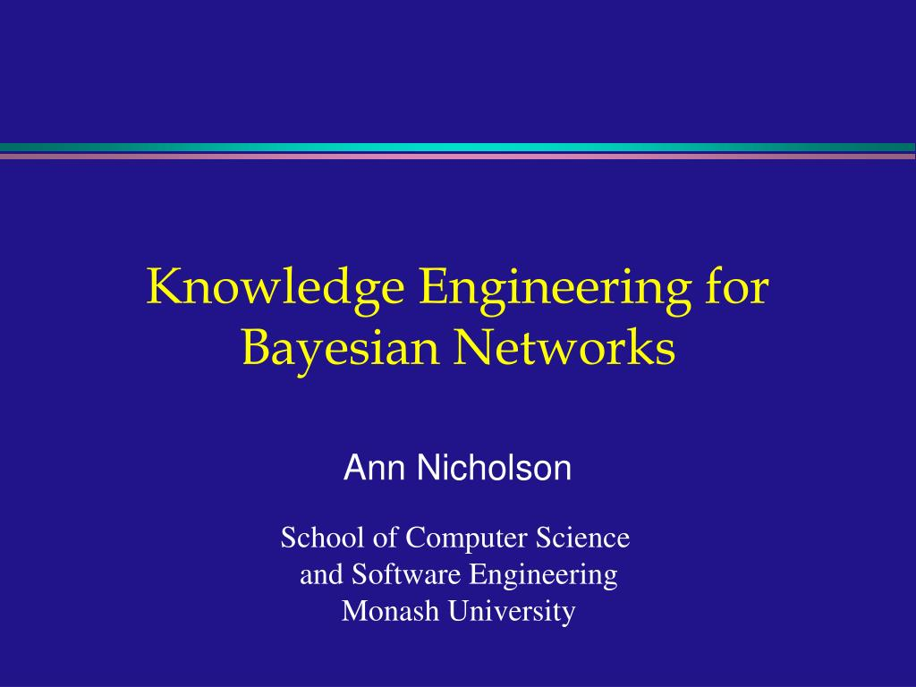 knowledge engineering for bayesian networks l.