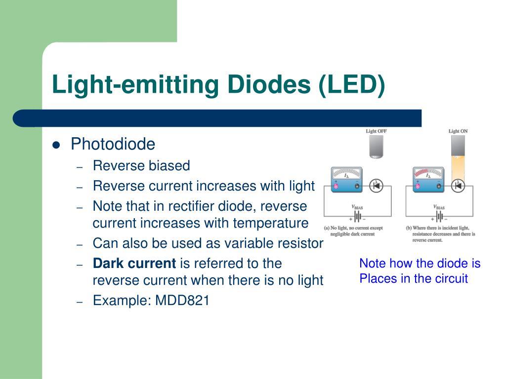 Light-emitting Diodes (LED)