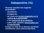 gabapentina 1b