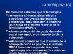 lamotrigina c