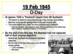 19 feb 1945 d day7