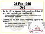 28 feb 1945 d 8