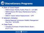 discretionary programs8