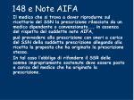 148 e note aifa11