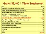 gray s 2 400 1 tbyte sneaker net