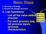 basic steps21
