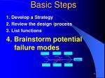 basic steps22