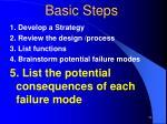 basic steps23