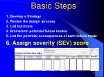 basic steps24