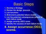 basic steps26