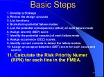 basic steps29