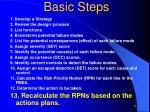 basic steps31