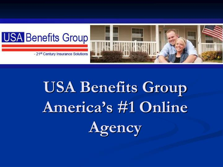 usa benefits group america s 1 online agency n.