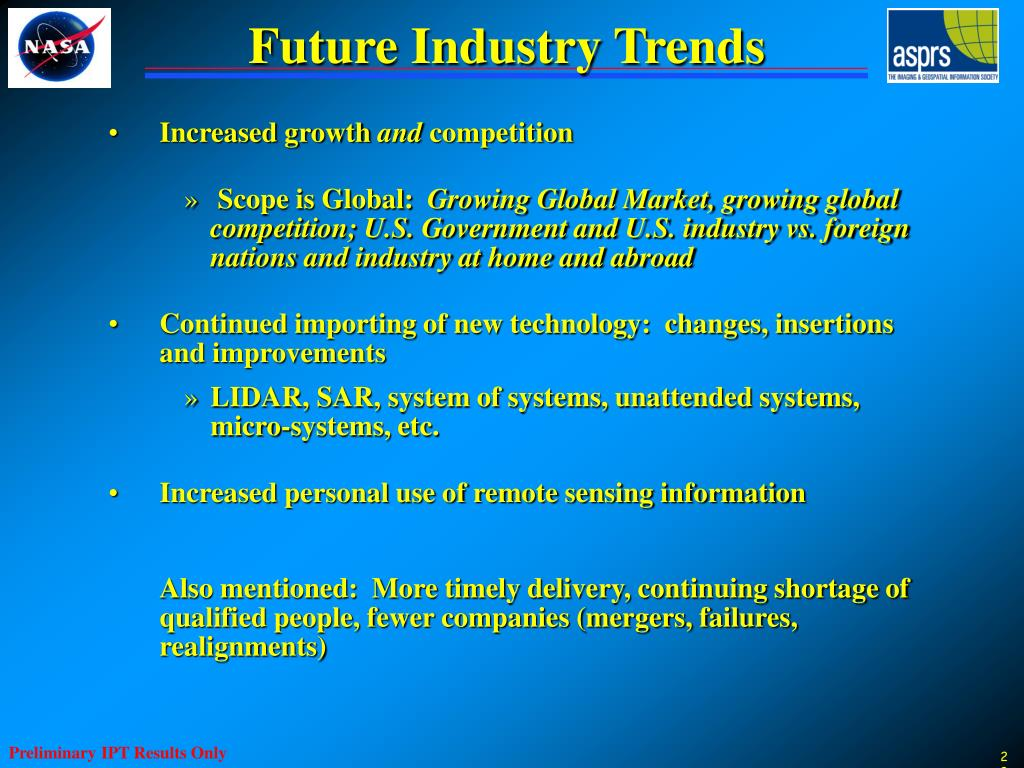 Future Industry Trends
