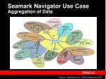 seamark navigator use case aggregation of data