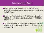intent extra11