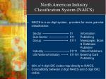 north american industry classification system naics9