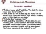jabberwock explained