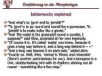 jabberwocky explained10
