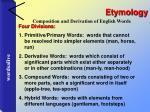 etymology35