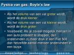 fysica van gas boyle s law9