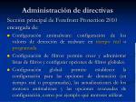 administraci n de directivas12