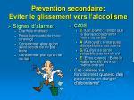 pr vention secondaire eviter le glissement vers l alcoolisme14