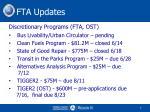 fta updates7