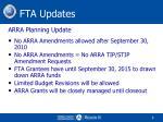 fta updates8