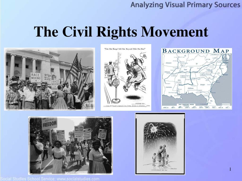 the civil rights movement l.