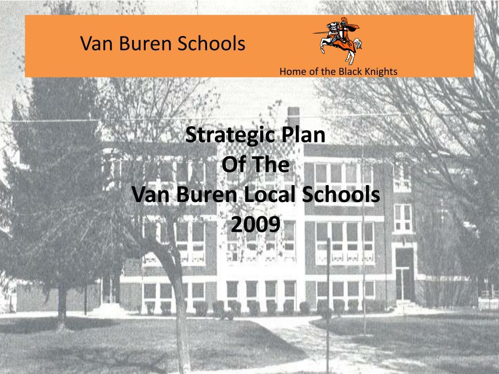 van buren schools home of the black knights l.