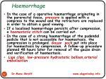 haemorrhage52